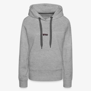 Fat Fly Nation Logo - Women's Premium Hoodie