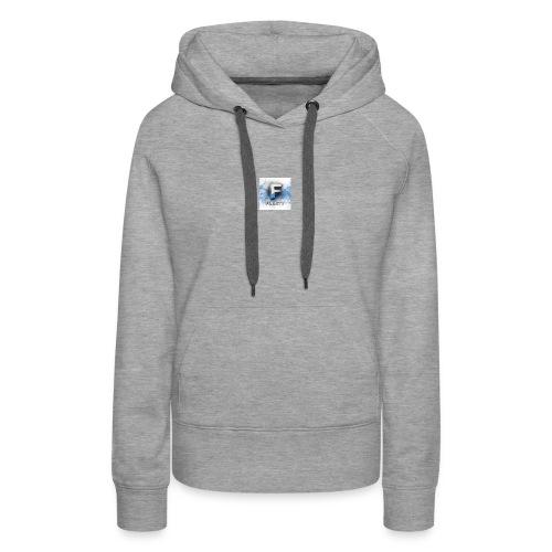 Frosty Logo - Women's Premium Hoodie