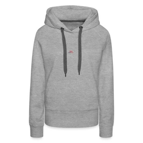Happy Virgin Logo - Women's Premium Hoodie