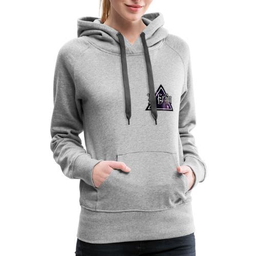 Pat Er'Son logo - Women's Premium Hoodie