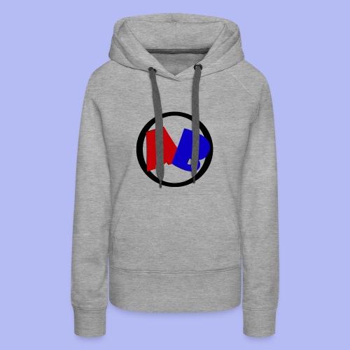 funda estilo logo del canal - Women's Premium Hoodie