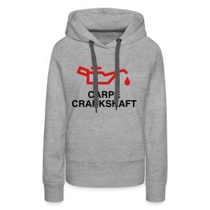 Carpe Crankshaft - Women's Premium Hoodie