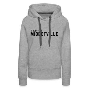 I SURVIVED MIDGETVILLE - Women's Premium Hoodie