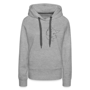 The Secondary Wolf Squad - Women's Premium Hoodie