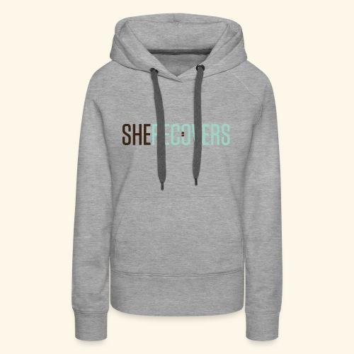 She Recovers - Women's Premium Hoodie