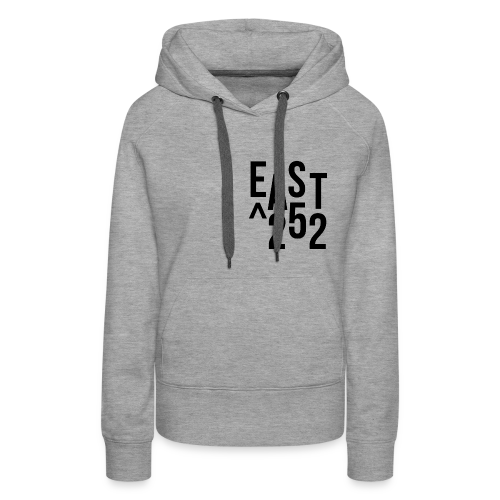 EAST252up - Women's Premium Hoodie