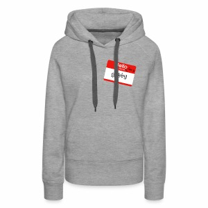 Isn't Merchandise - Women's Premium Hoodie