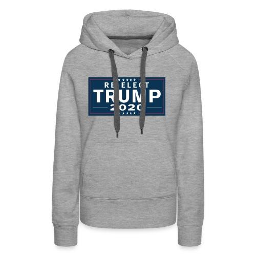 Trump 2020 Merchandise - Women's Premium Hoodie