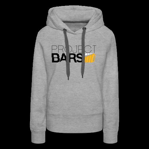 Project Bars - Women's Premium Hoodie