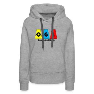 OGL big - Women's Premium Hoodie