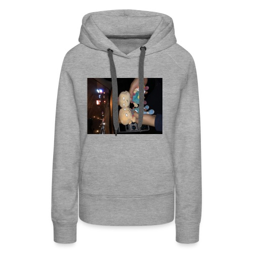 rugrats are my favorite - Women's Premium Hoodie