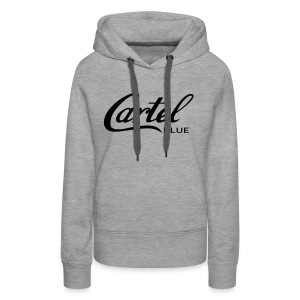 Cartel Blue Graphics - Women's Premium Hoodie