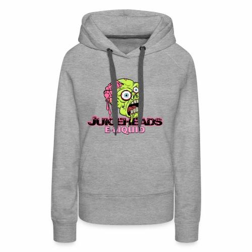 Juiceheads e-Liquid Logo - Women's Premium Hoodie