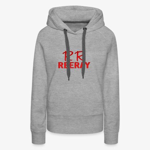 ReeRay YouTube Channel Logo - Women's Premium Hoodie