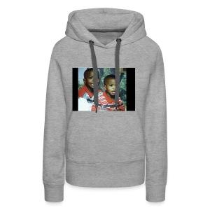 They Baby Photo - Women's Premium Hoodie
