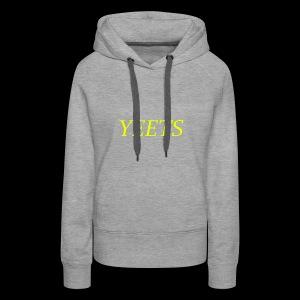YEETS - Women's Premium Hoodie