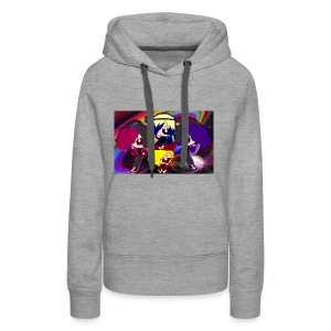 ruwdyrock girl - Women's Premium Hoodie