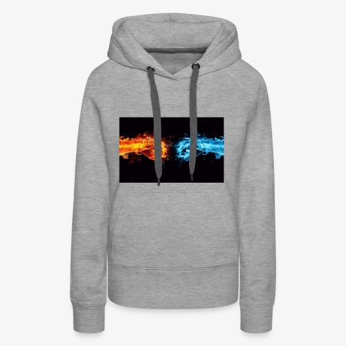 fight the battle - Women's Premium Hoodie