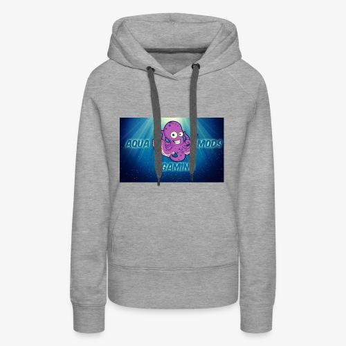 Aqua - Women's Premium Hoodie