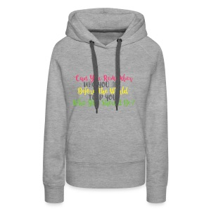 Can You Remember - Women's Premium Hoodie