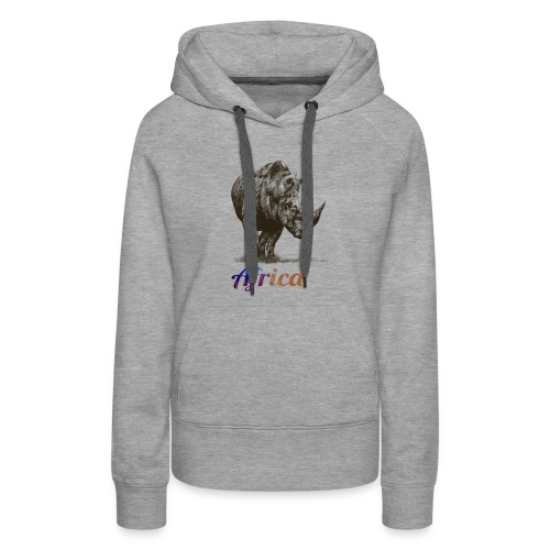Say NO TO INDISCRIMINATED HUNT - Women's Premium Hoodie