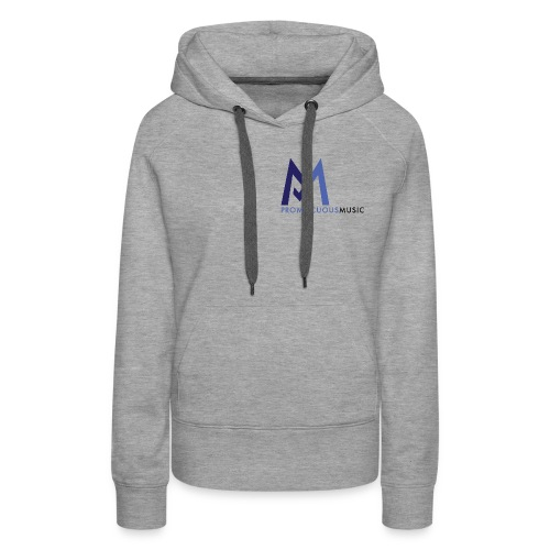 new pm blue - Women's Premium Hoodie
