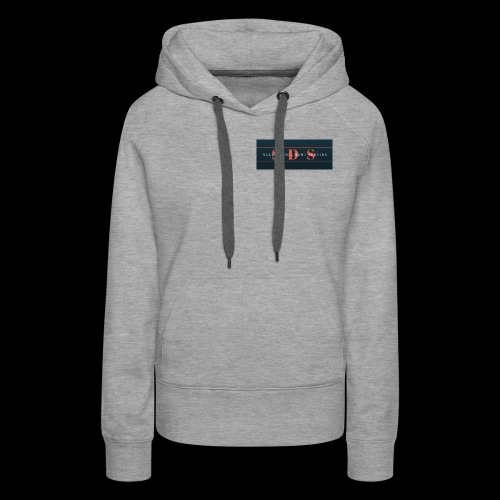 Secure Document Serving 1 - Women's Premium Hoodie