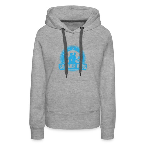 Summer Bods Apparel First Edition - logo - Women's Premium Hoodie
