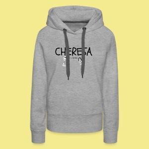 cheresa hoodies and shirts - Women's Premium Hoodie