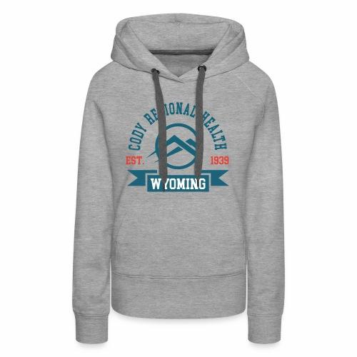 Cody Regional Health - Women's Premium Hoodie