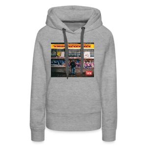 Urbex High School TattooTonyAlton - Women's Premium Hoodie