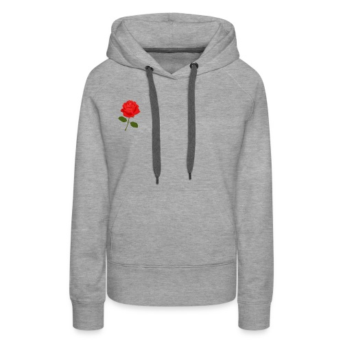 Rose Shirt - Women's Premium Hoodie