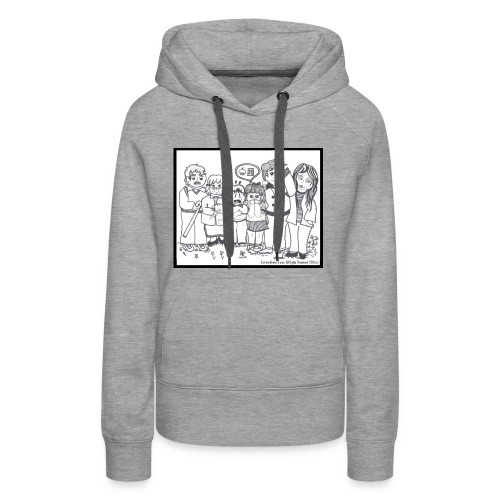 The Extreme Dieters - Women's Premium Hoodie