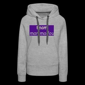 team mammadou! - Women's Premium Hoodie