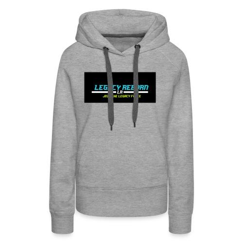 legacyreborn merchandise - Women's Premium Hoodie
