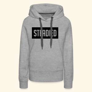 The Steadied Car Official Spread Design - Women's Premium Hoodie