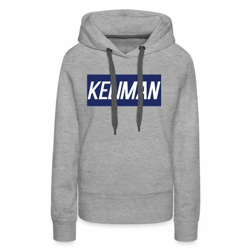 KeliMan Logo V1 - Women's Premium Hoodie