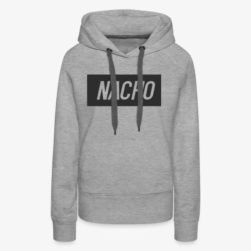 Nacho Logo - Women's Premium Hoodie