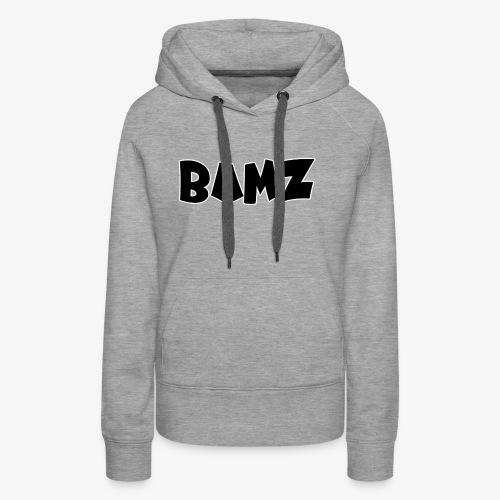 Bamz - Women's Premium Hoodie