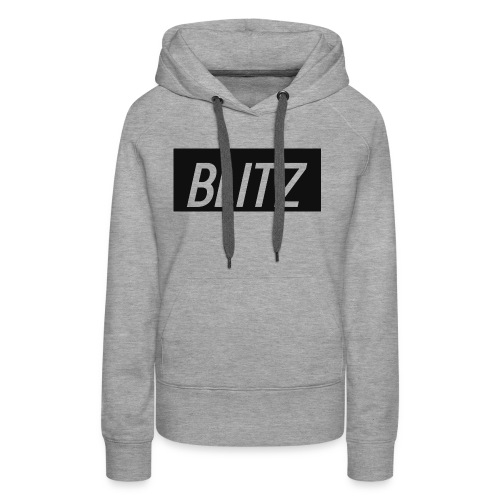 Andrew Czahor- Blitz Apparel - Women's Premium Hoodie