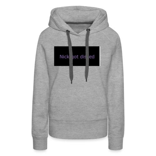 Dr love merch - Women's Premium Hoodie