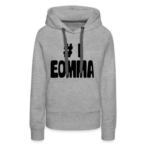 #1 Eomma - Women's Premium Hoodie