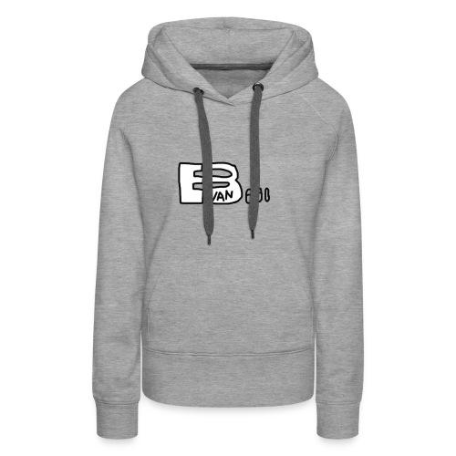 Evan3690 Logo - Women's Premium Hoodie