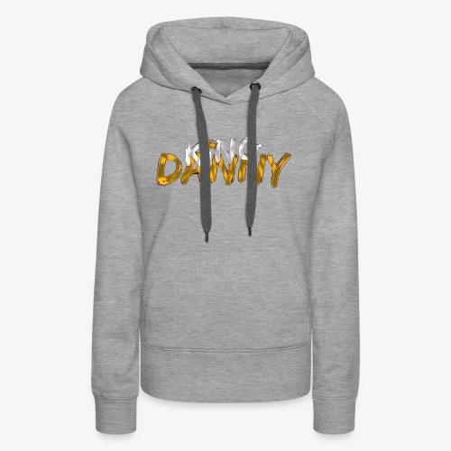 King Danny Merchandise - Women's Premium Hoodie