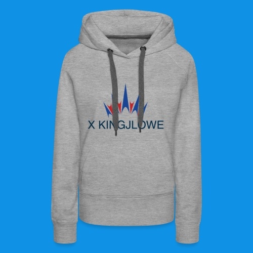 X Collection 7 - Women's Premium Hoodie