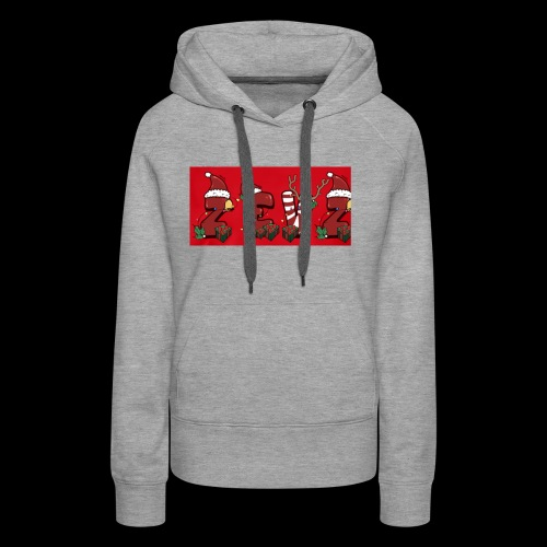 zevz chris mas merch - Women's Premium Hoodie
