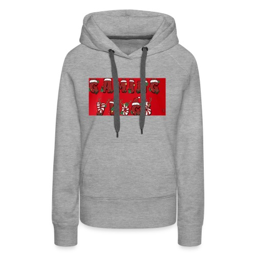 gaming vlogs chrismas merck - Women's Premium Hoodie
