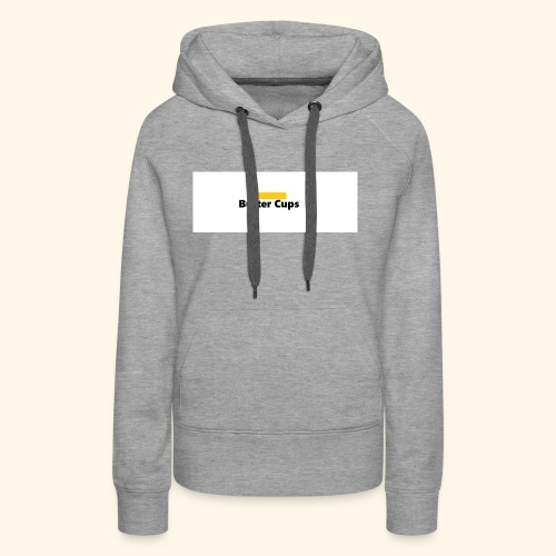 Butter Cups Merch - Women's Premium Hoodie