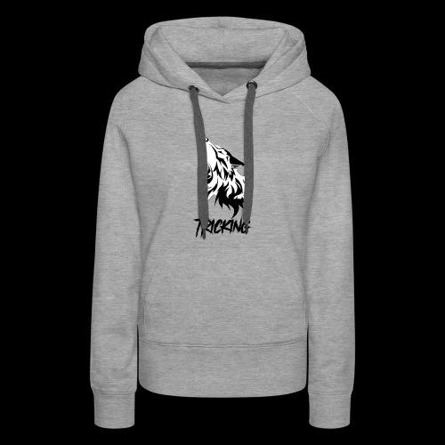 SilverWolf Tricking - Women's Premium Hoodie
