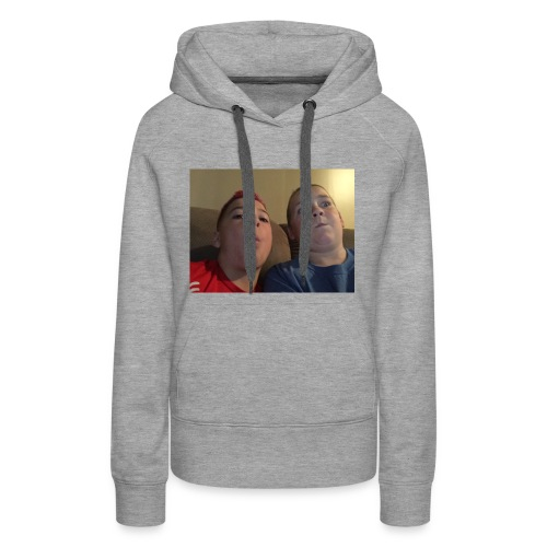 Friend and I - Women's Premium Hoodie